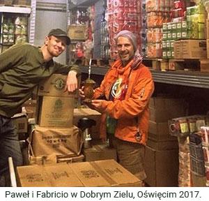 Fabricio w Dobrym Zielu