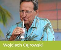 Wojciech Cejrowski pije yerbę