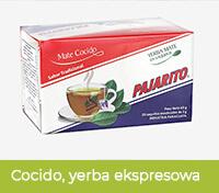 Yerba w saszetkach - cocido