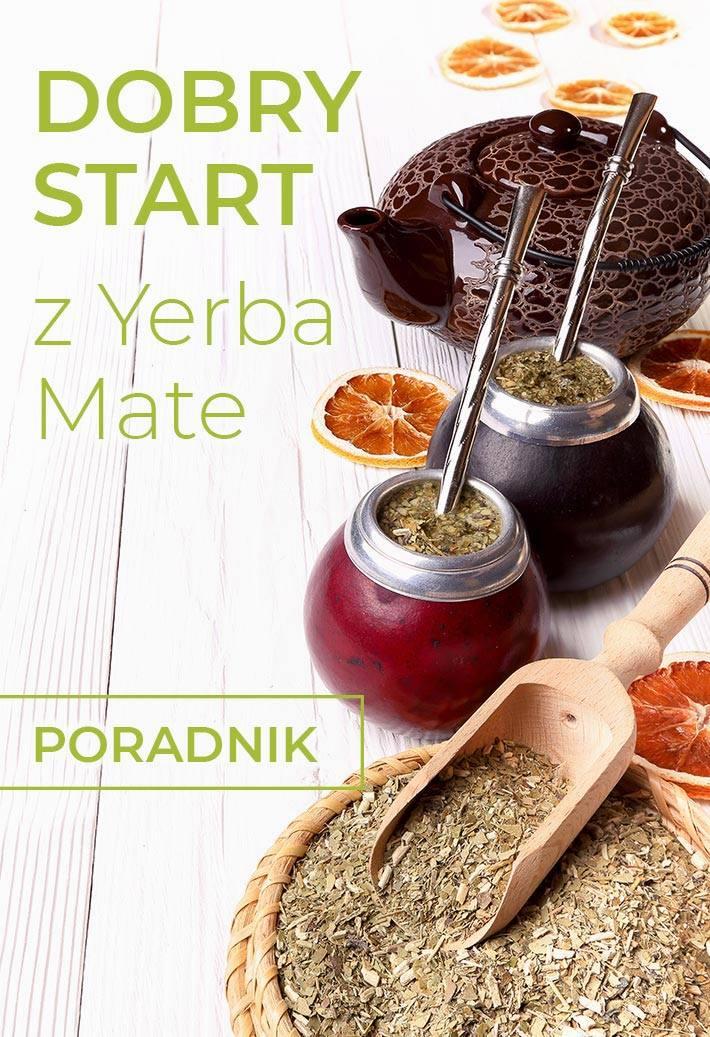 Yerba Mate dla początkujących - PORADNIK